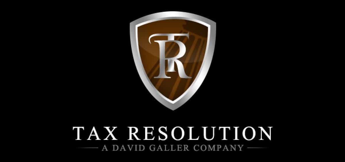 Logo Designer for Tax-Resolution