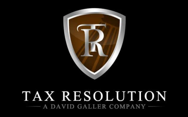 Logo Designer for Tax-Resolution