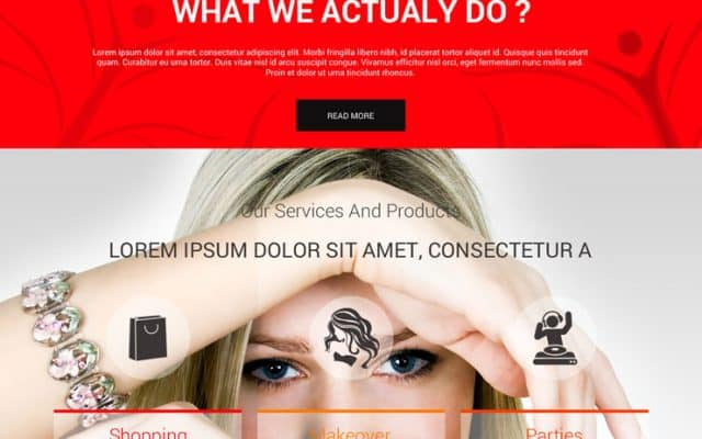 wordpress website design Image WithIn